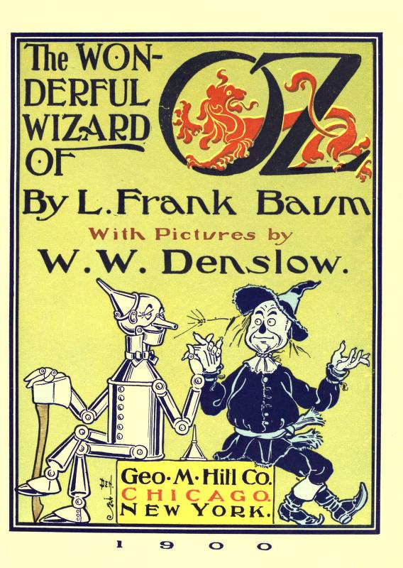 Download The wonderful wizard of Oz By Lyman Frank ,William Wallace In Pdf