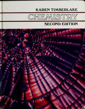Cover of: Chemistry | Karen Timberlake