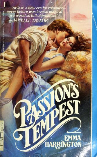 Cover of: Passion's Tempest   Emma Harrington
