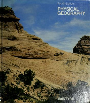 Cover of: Physical geography | Michael P. McIntyre