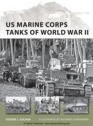 Cover of: US Marine Corps tanks of World War II